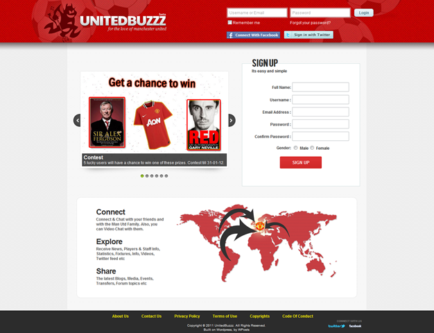 Create an Account – - UnitedBuzzzUnitedBuzzz