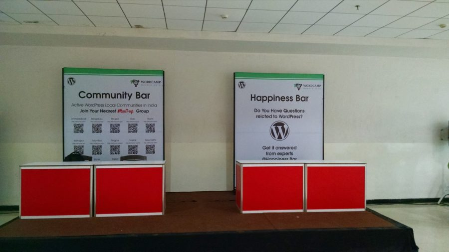 Upcoming WordCamps in India
